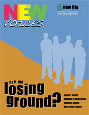 New Voices Winter 2010-11