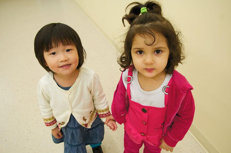 Care For Newcomer Children