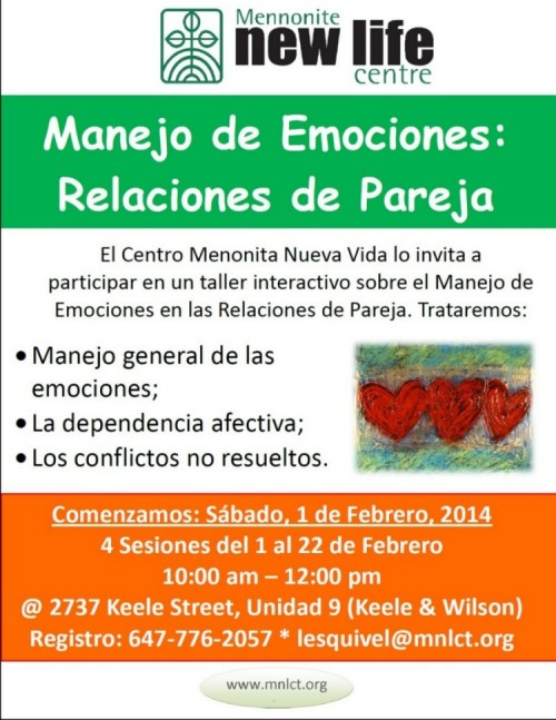 Emotional Regulation Program in Spanish