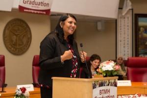BTMH Graduation Shelly