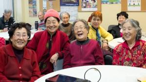 Chinese Seniors Group