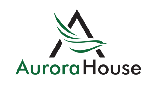 aurora house logo