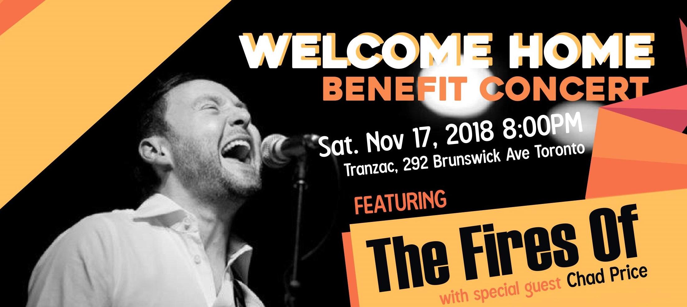 September 2018: Welcome Home Benefit Concert,Let's PLAY Fall Session, LINC Stories, LIGHTS Program, Bridging Programs News,HOPES Program,Womens Group
