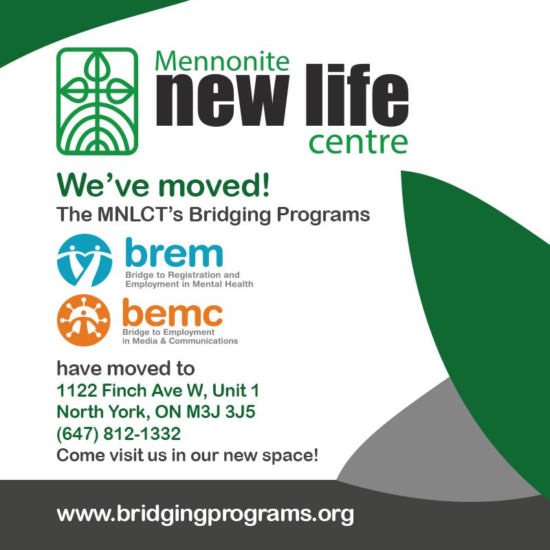Bridging Programs New Office